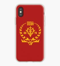 Principality of Zeon iPhone Case