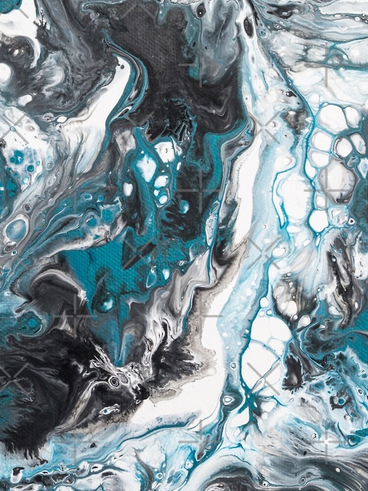 Fluid painting Color call I by nobelbunt
