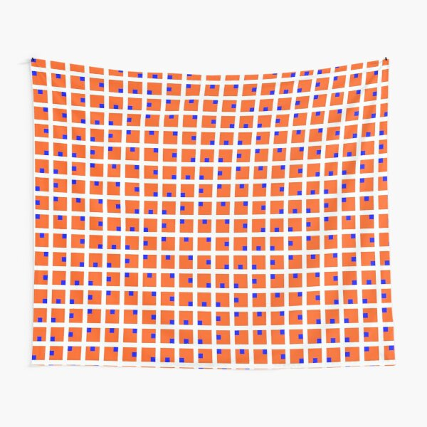 #Grid, #pattern, #design, #square, abstract, mosaic, tile, illustration, art Tapestry