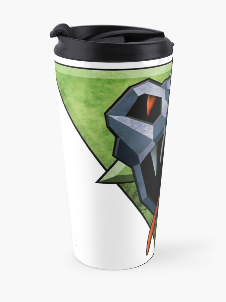 Alternate view of Clan steel viper Travel Mug