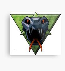 Clan steel viper Metal Print