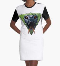 Clan steel viper Graphic T-Shirt Dress
