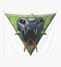 Clan steel viper Wall Tapestry