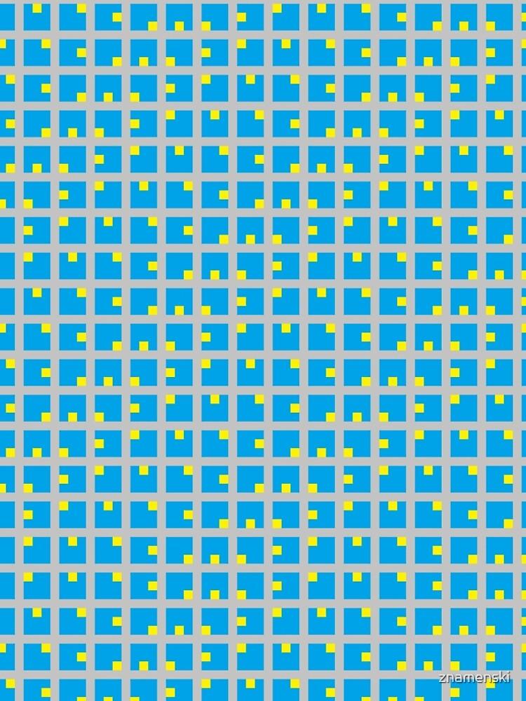 #Grid, #pattern, #design, #square, abstract, mosaic, tile, illustration, art by znamenski