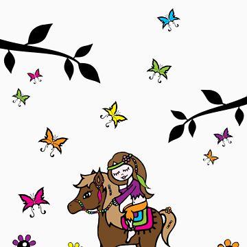 Horsey Lover by artisticamylee
