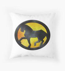 Eridani Light Horse Throw Pillow