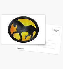 Eridani Light Horse Postcards