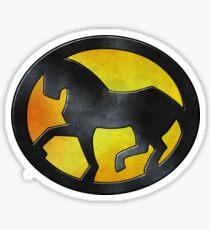 Eridani Light Horse Glossy Sticker