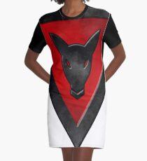 Kell hounds Graphic T-Shirt Dress