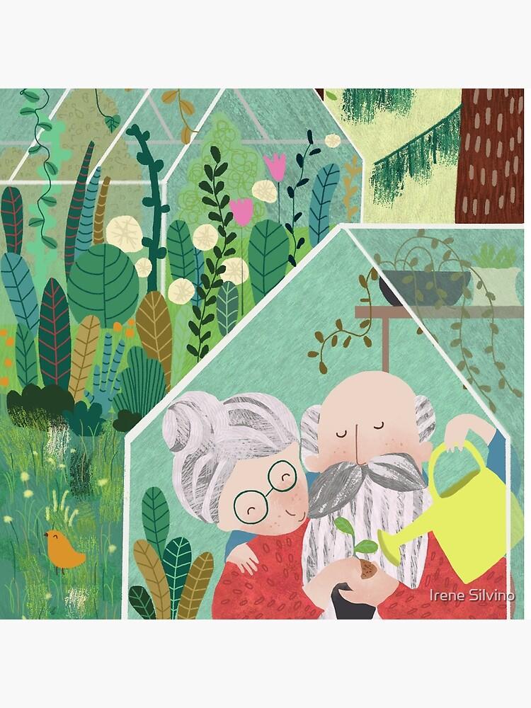 Grandpa's greenhouse by IreneSilvino