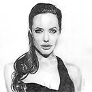 Angelina Jolie by michelravey