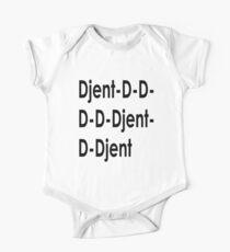 Funny Djent Music Design Kids Clothes