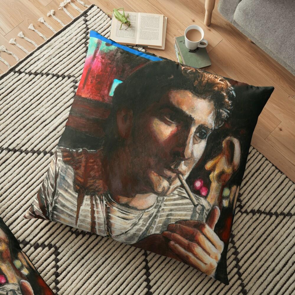 Christopher Floor Pillow