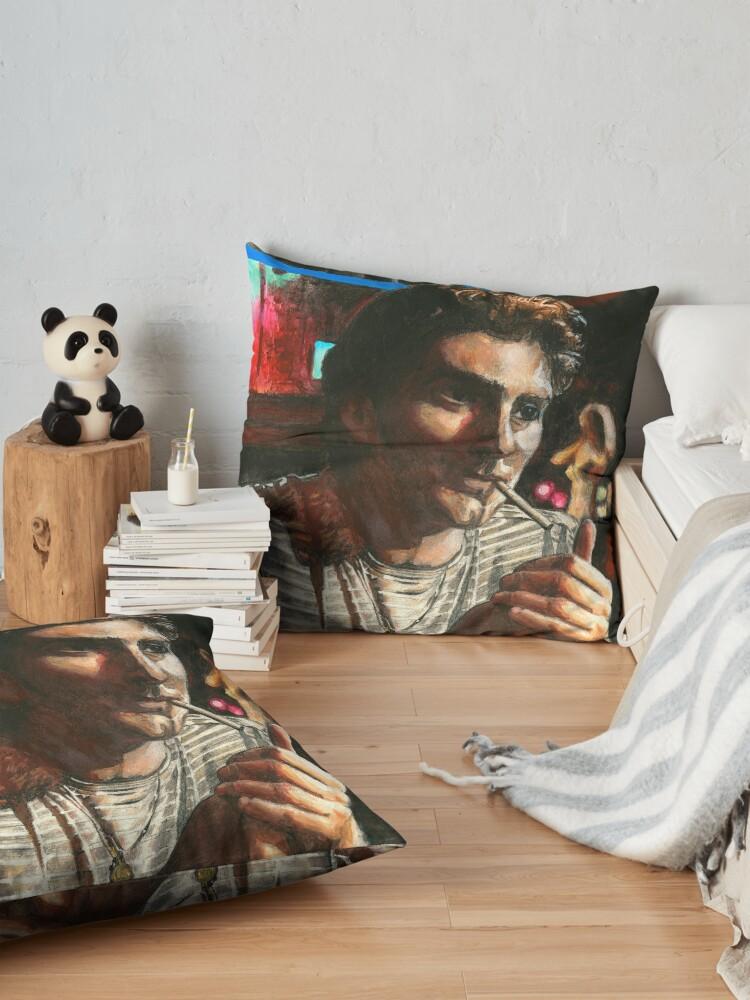 Alternate view of Christopher Floor Pillow