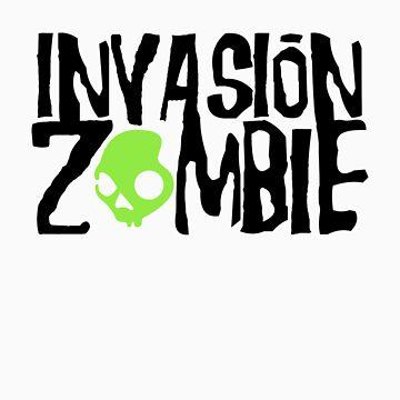 Invasion Zombie by alopezm