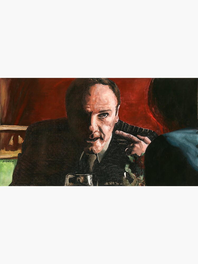 Tony Soprano by michelravey