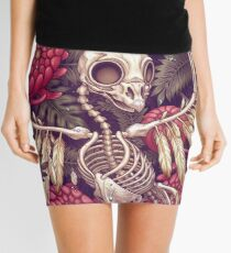 EFFLORESCENCE  Mini Skirt