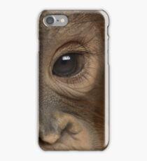 I've got my eye on you! iPhone Case/Skin