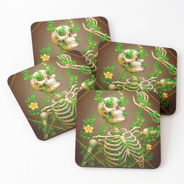 REGROWTH Coasters (Set of 4)