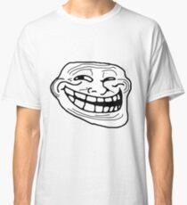 Troll Face Classic T-Shirt