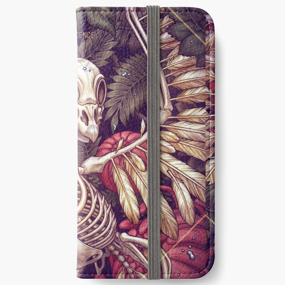EFFLORESCENCE  iPhone Wallet
