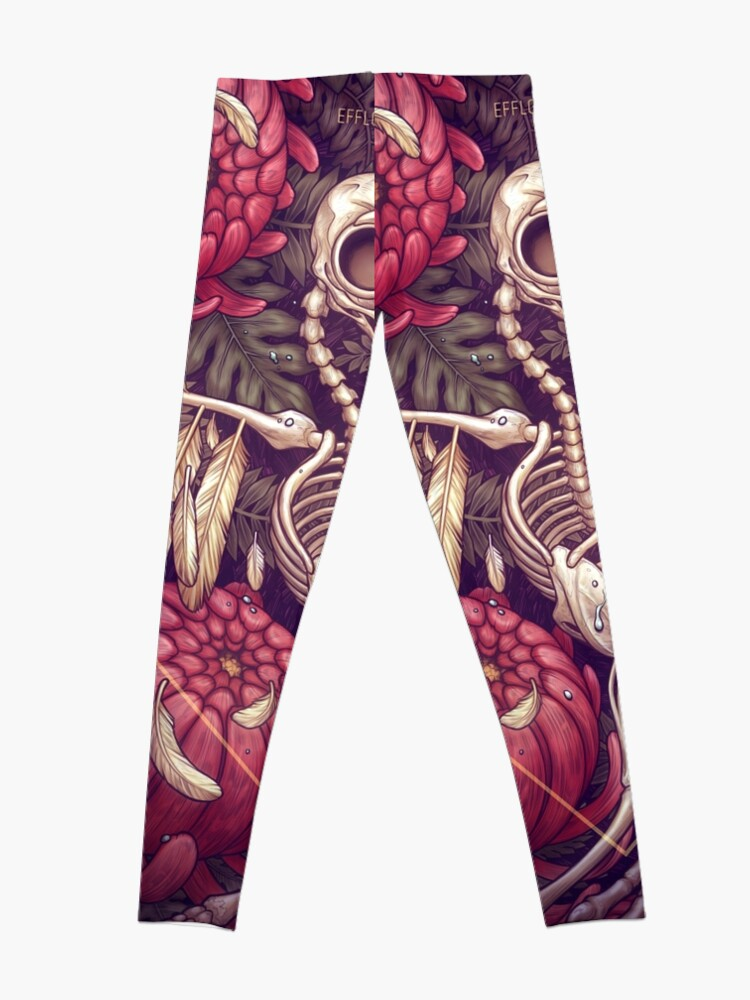 Alternate view of EFFLORESCENCE  Leggings