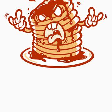 Mr Pancakez by WinterArtwork