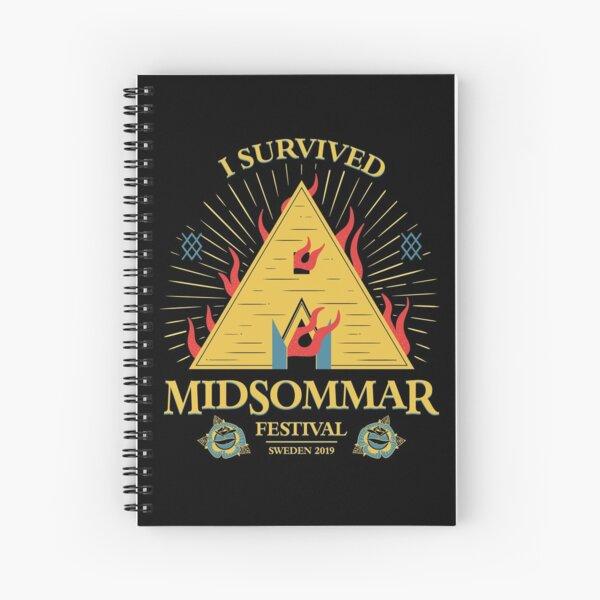 Sacrifice - Midsommar Festival Cahier à spirale