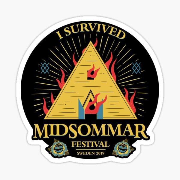 Sacrifice - Midsommar Festival Sticker