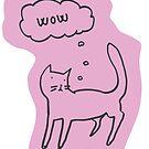 Wow Cat by johanneVN