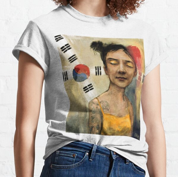 Japanese Breakfast time Classic T-Shirt
