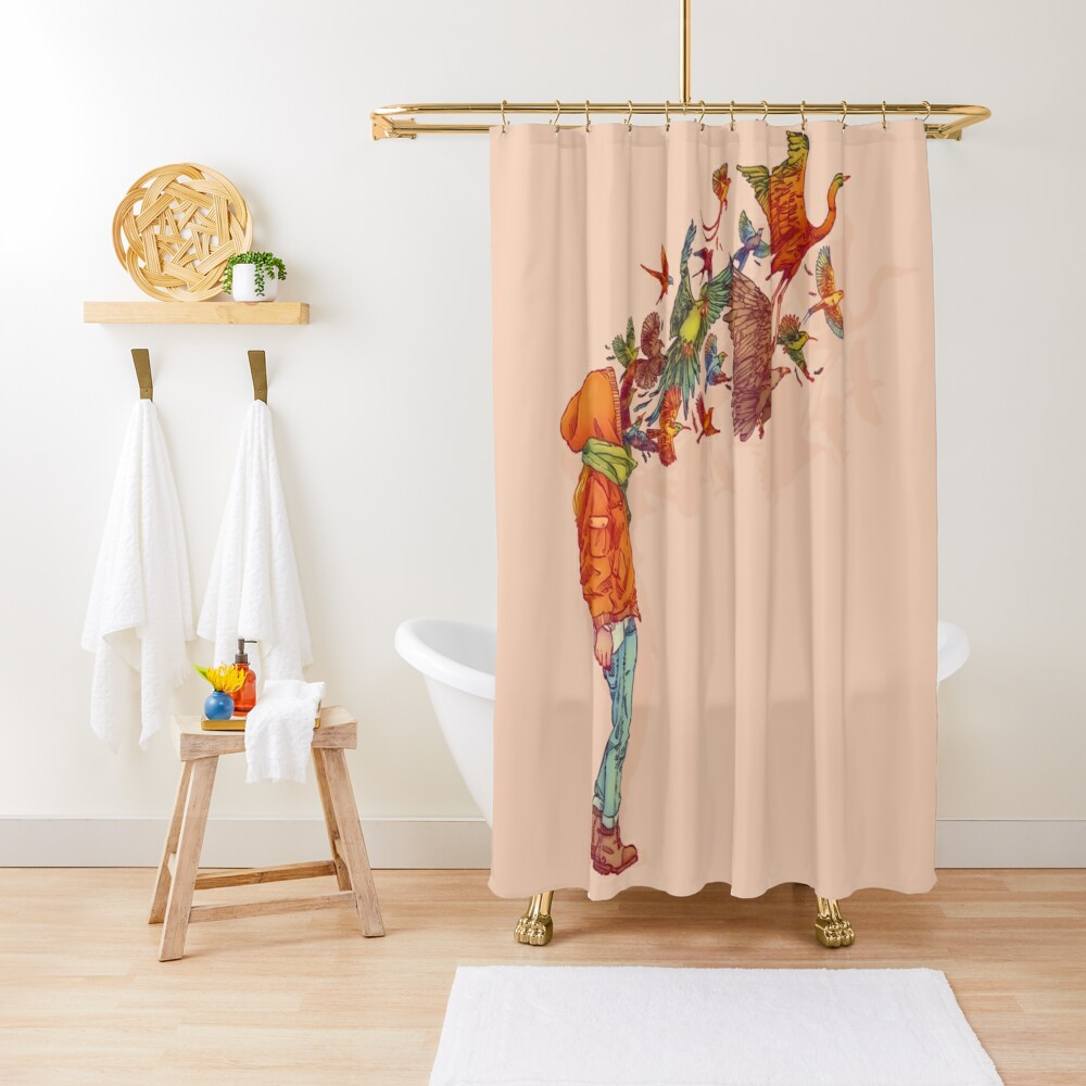 ENVOL Shower Curtain