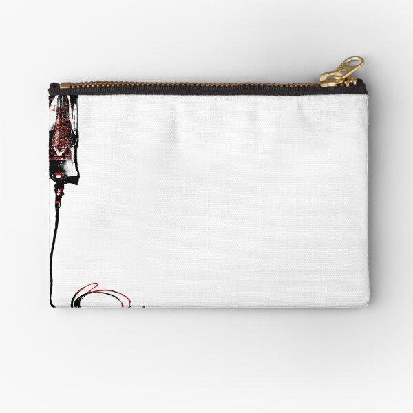 IV Bag Zipper Pouch
