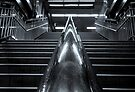 Town Hall Station (Detail) by Kutay Photography
