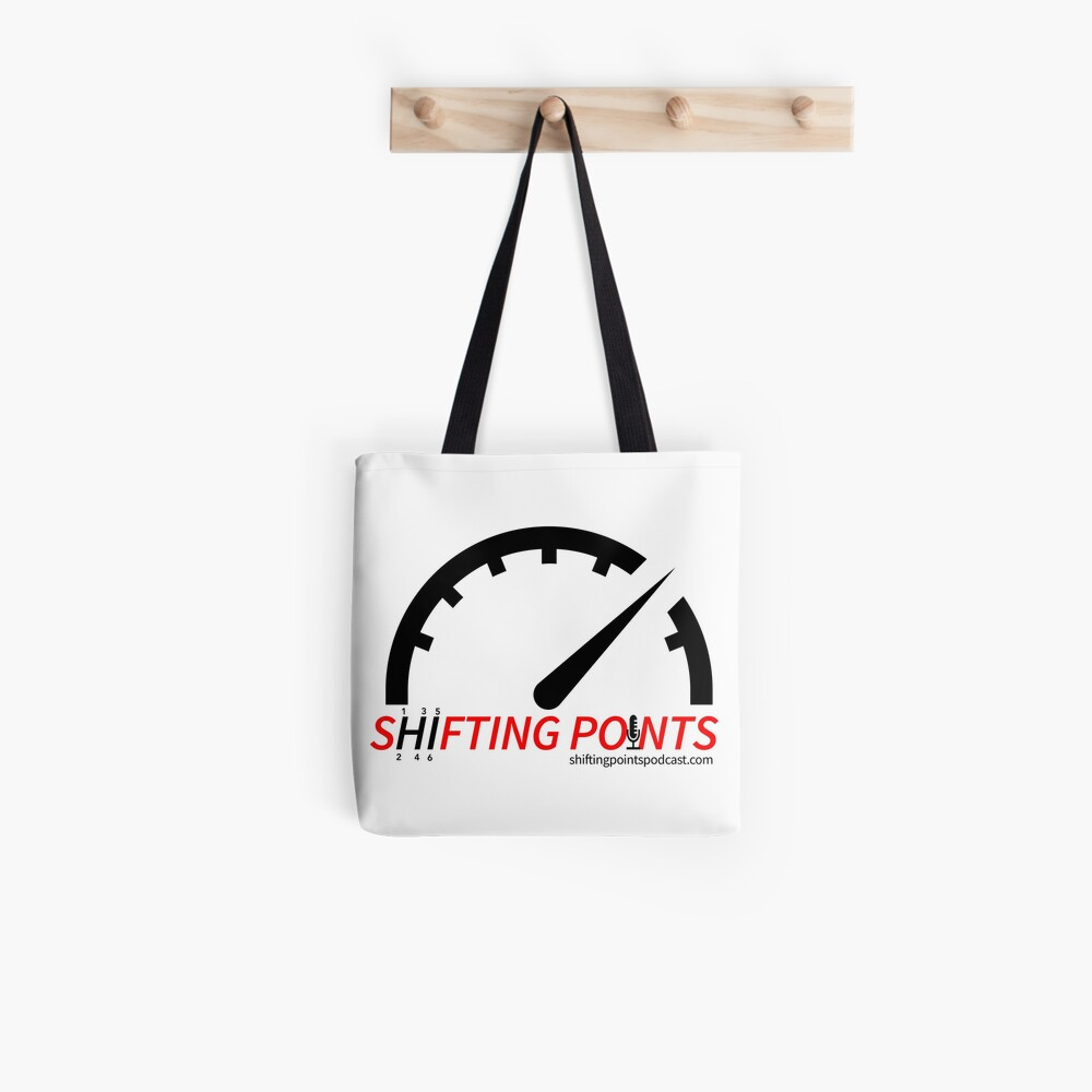 Shifting Points Podcast Tote Bag