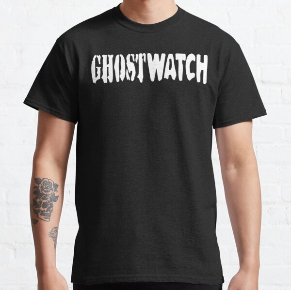 NDVH Ghostwatch (horizontal) Classic T-Shirt