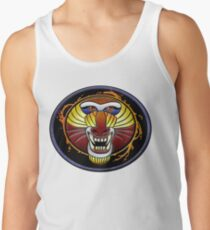 clan fire mandrill Tank Top
