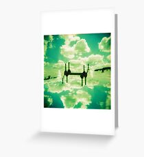 Dream of things that never were Greeting Card