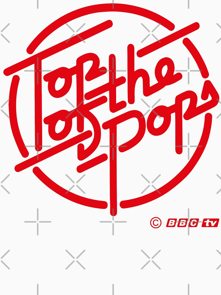 NDVH Top of the Pops red by nikhorne