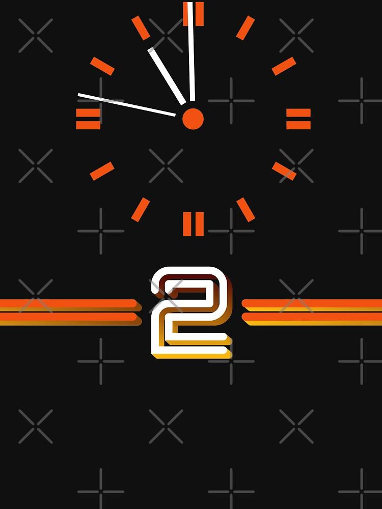 NDVH BBC 2 Clock by nikhorne