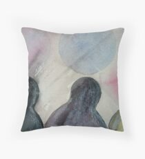 Personalities dont love, they want something Throw Pillow