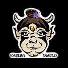 Kabuki Diablo by elledeegee