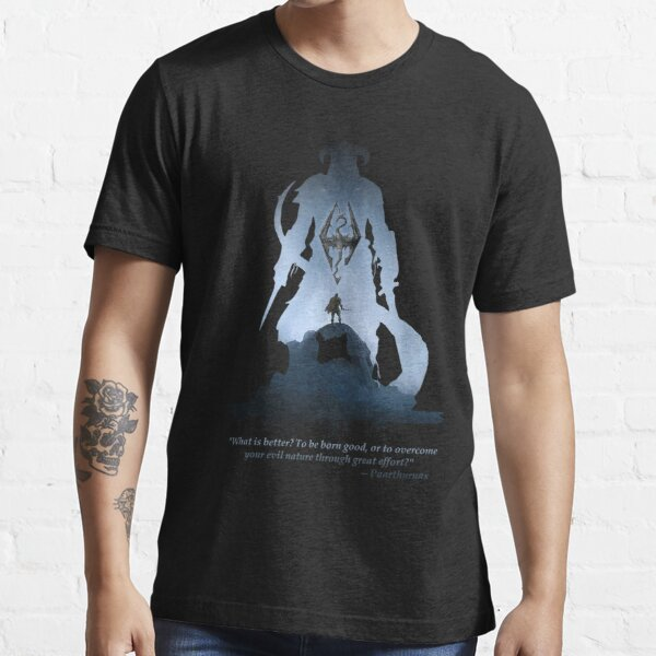 Dragonborn T-shirt essentiel