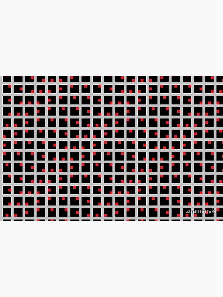 #Design, #punt, #art, #abstract, square, pattern, illustration, vector, modern by znamenski