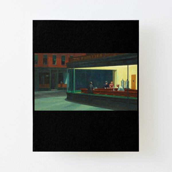Edward Hopper Nighthawks 1942 Poster Canvas Print 63