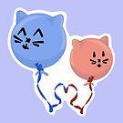 Balloon Love by elledeegee