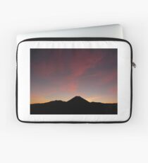 Mt. Doom Sunrise Laptop Sleeve