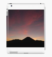 Mt. Doom Sunrise iPad Case/Skin