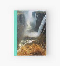 Victoria Falls Hardcover Journal