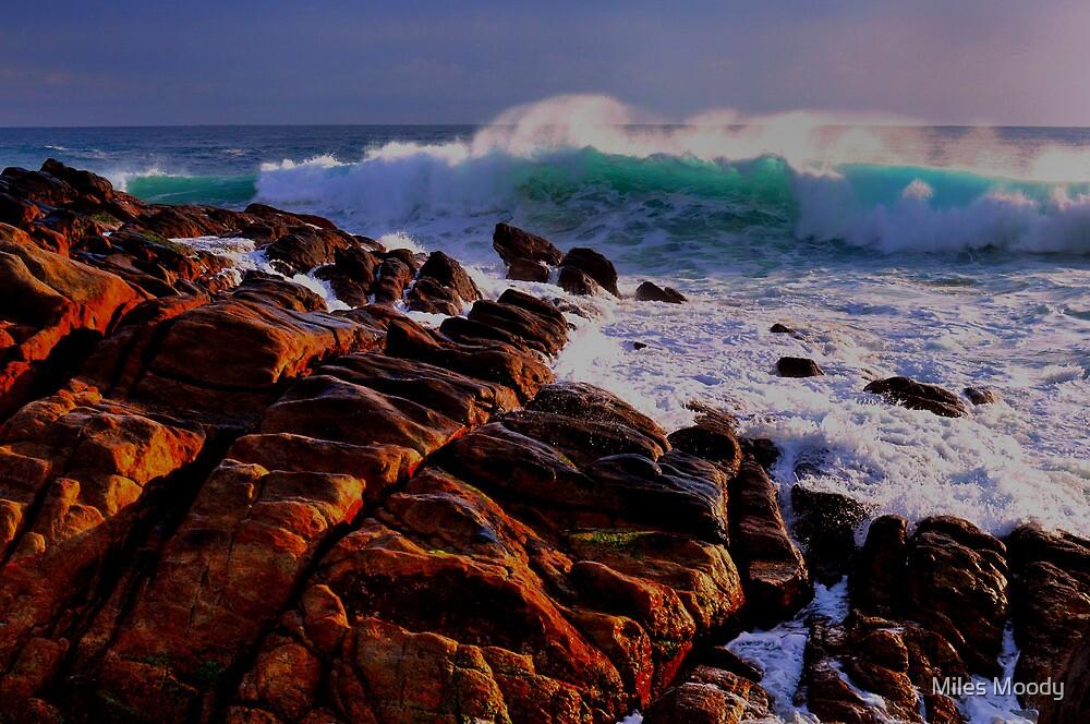 Wyadup Surf Hazard 6 by Miles Moody